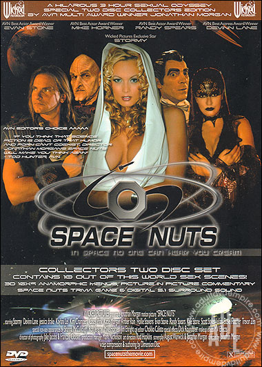 ... making the option for a space porno film, that much more inevitable.