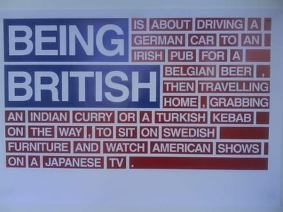america guide to being british