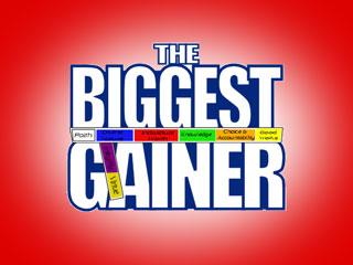biggest loser spoof, the biggest gainer