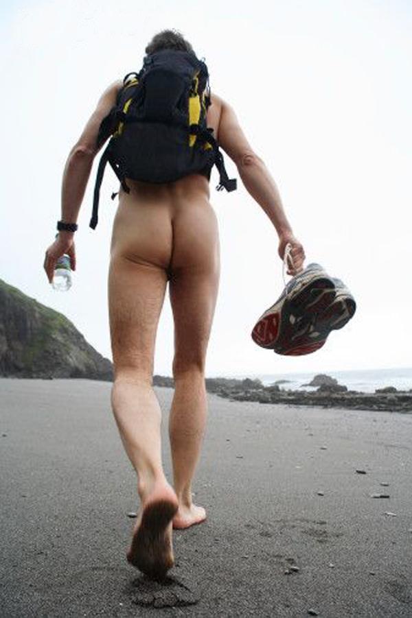 packing light or naked
