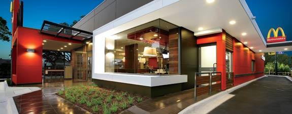 new mcdonalds design Australia