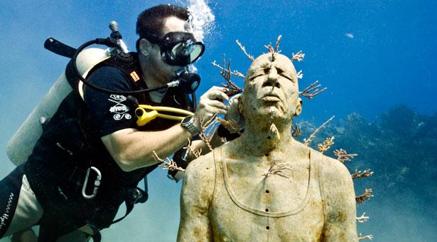 underwater acupuncture