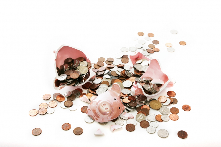 death of a piggy bank