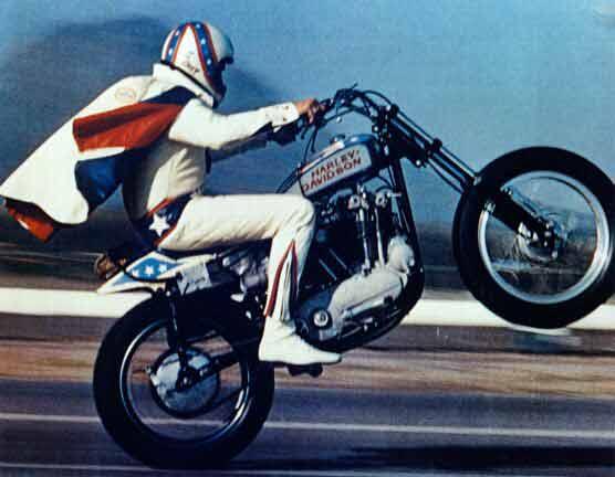 Evel-Knievel-wheelie