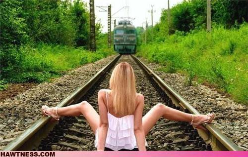 Train-sex