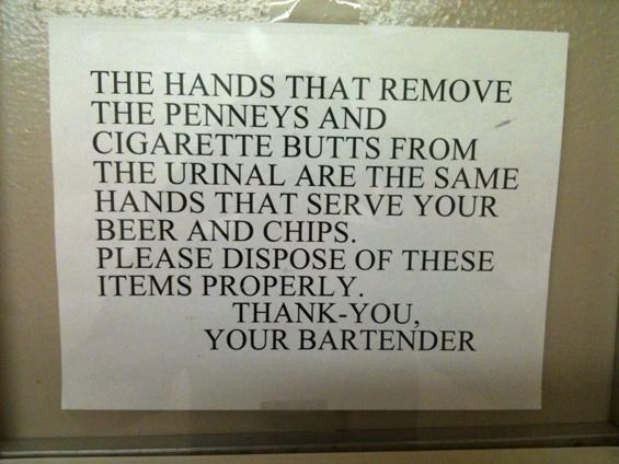 bartender-sign