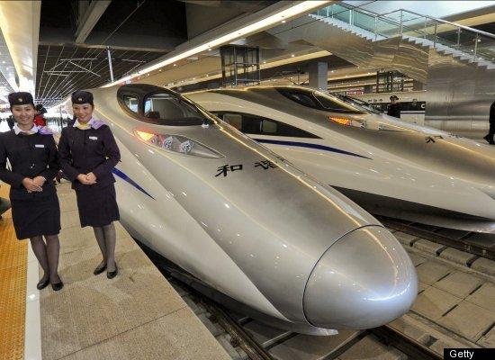 fastest-bullet-train