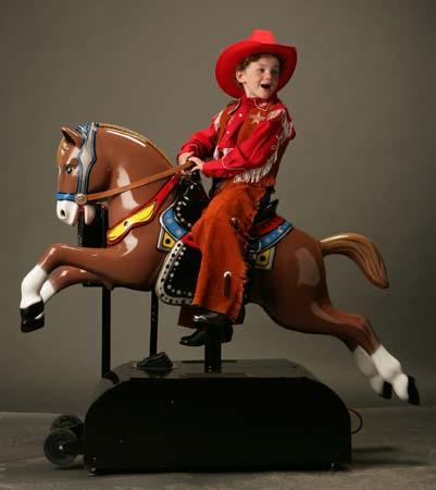 kiddie-ride